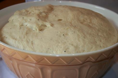 CD Dough Risen